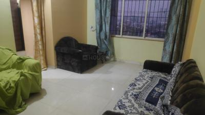 Gallery Cover Image of 700 Sq.ft 1 BHK Apartment for rent in MR Galaxy Height, Goregaon West for 28000