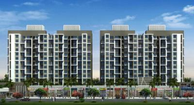 Gallery Cover Image of 1345 Sq.ft 2 BHK Apartment for buy in Adi Skyline, Wakad for 8351000