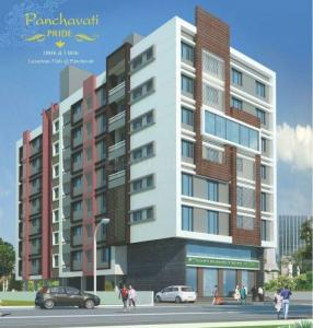 Gallery Cover Image of 1271 Sq.ft 3 BHK Apartment for buy in Shri Uma Panchvati Pride, Panchavati for 4956000
