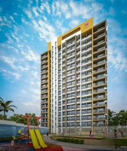 Gallery Cover Image of 890 Sq.ft 2 BHK Apartment for buy in Samarth Sai Seasons Sahara, Kalyan East for 4900000