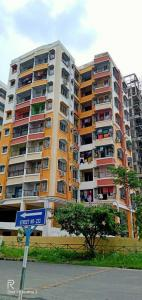 Gallery Cover Image of 1300 Sq.ft 3 BHK Apartment for rent in New Town for 17500
