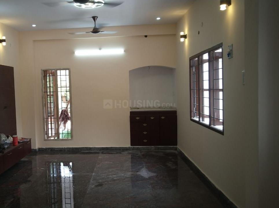 Living Room Image of 850 Sq.ft 2 BHK Independent House for rent in Madhavaram Milk Colony for 12500