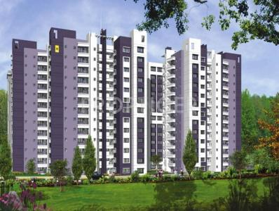 Gallery Cover Image of 1790 Sq.ft 3 BHK Apartment for rent in Sobha Chrysanthemum, Kothanur for 32000