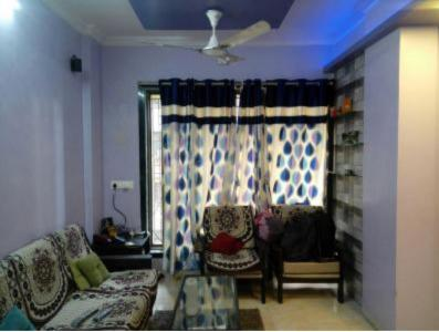 Gallery Cover Image of 1200 Sq.ft 2 BHK Apartment for rent in Kopar Khairane for 39000