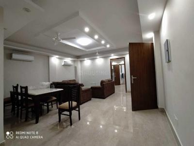 Gallery Cover Image of 2000 Sq.ft 4 BHK Independent Floor for buy in Saket for 11500000