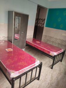 Bedroom Image of Moti Enterprises PG in Ghansoli