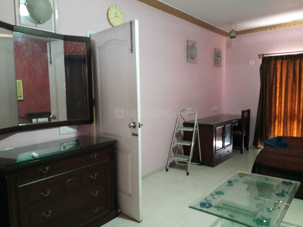 Bedroom Image of 600 Sq.ft 1 BHK Apartment for rent in Mohammed Wadi for 12500