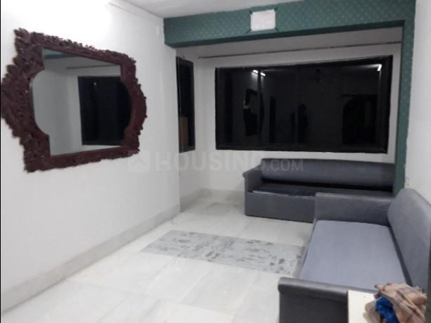 Living Room Image of 700 Sq.ft 1 BHK Apartment for rent in Juhu for 40000