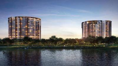 Gallery Cover Image of 1482 Sq.ft 2 BHK Apartment for buy in Godrej Reflections, Harlur for 8900000