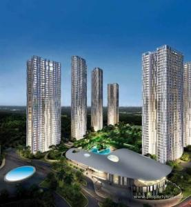 Gallery Cover Image of 1833 Sq.ft 3 BHK Apartment for buy in Urbana, Nazirabad for 14297400
