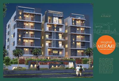 Gallery Cover Image of 1120 Sq.ft 2 BHK Apartment for buy in Attapur for 5000000