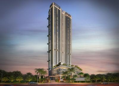 Gallery Cover Image of 991 Sq.ft 2 BHK Apartment for buy in Parel for 25600000