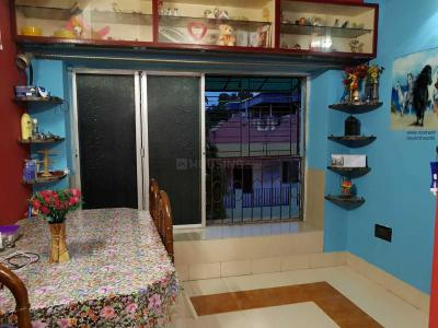 Gallery Cover Image of 650 Sq.ft 2 BHK Independent Floor for buy in Garia for 2500000