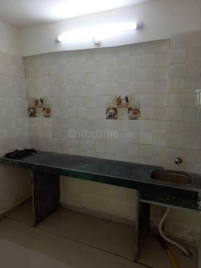 Kitchen Image of 630 Sq.ft 1 RK Apartment for rent in Dombivli East for 5500