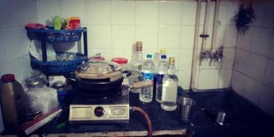 Kitchen Image of PG 5529856 Andheri West in Andheri West