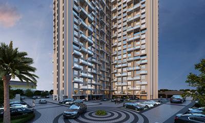 Gallery Cover Image of 397 Sq.ft 1 BHK Apartment for buy in Geras Adara, Hinjewadi for 3959000