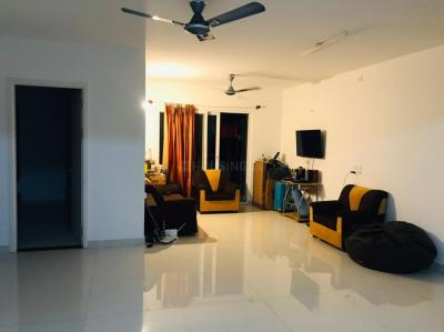 Gallery Cover Image of 1630 Sq.ft 3 BHK Apartment for rent in Durga Petals, Kartik Nagar for 32000