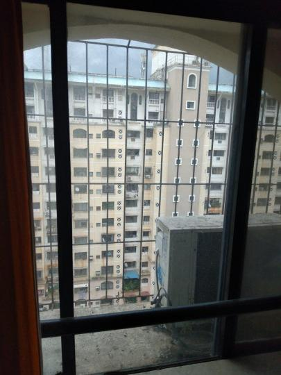 Balcony Image of 1120 Sq.ft 2 BHK Apartment for rent in Seawoods for 46000