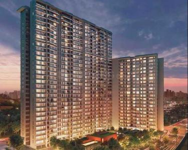 Gallery Cover Image of 1800 Sq.ft 3 BHK Apartment for rent in Happy Jade Gardens, Bandra East for 125000
