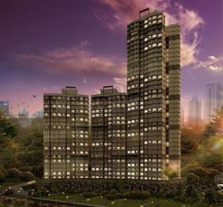 Gallery Cover Image of 1000 Sq.ft 2 BHK Apartment for buy in Dhaval Sunrise Charkop, Kandivali West for 14500000