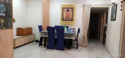 Hall Image of 1440 Sq.ft 3 BHK Apartment for buy in Vasna for 6500000