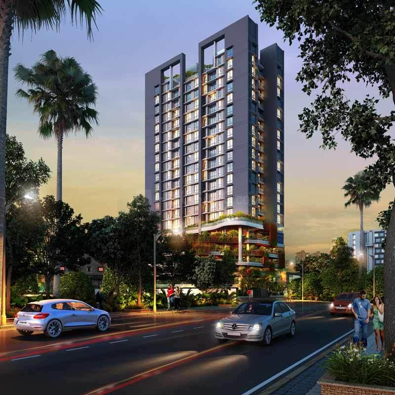 Building Image of 880 Sq.ft 2 BHK Independent Floor for buy in Bhandup West for 14300000