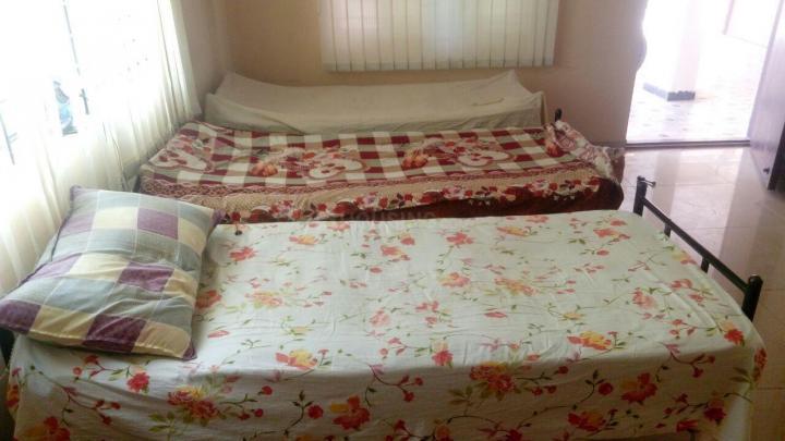 मुन्नेकोल्लाल में व्हाइट हाउस पीजी में बेडरूम की तस्वीर