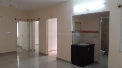 Gallery Cover Image of 1395 Sq.ft 3 BHK Apartment for rent in Shriram Smrithi, BEML Cooperative Society Layout for 14500
