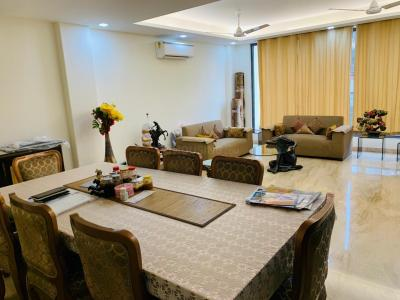 Gallery Cover Image of 2700 Sq.ft 4 BHK Independent Floor for rent in Greater Kailash I for 125000