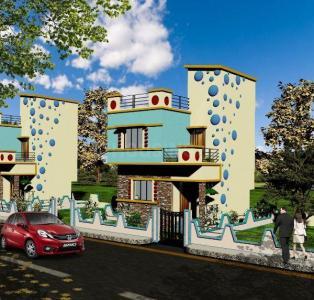 Gallery Cover Image of 960 Sq.ft 2 BHK Villa for buy in Raspunja City, Joka for 1600000