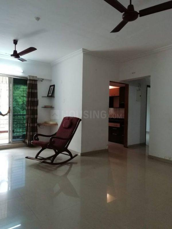 Living Room Image of 1125 Sq.ft 3 BHK Apartment for buy in Kalwa for 10500000