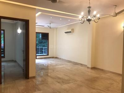 Gallery Cover Image of 1800 Sq.ft 3 BHK Independent Floor for buy in Garhi for 27500000