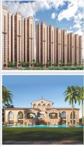 Gallery Cover Image of 1675 Sq.ft 3 BHK Apartment for buy in ATS Pious Hideaways, Sector 150 for 9400000