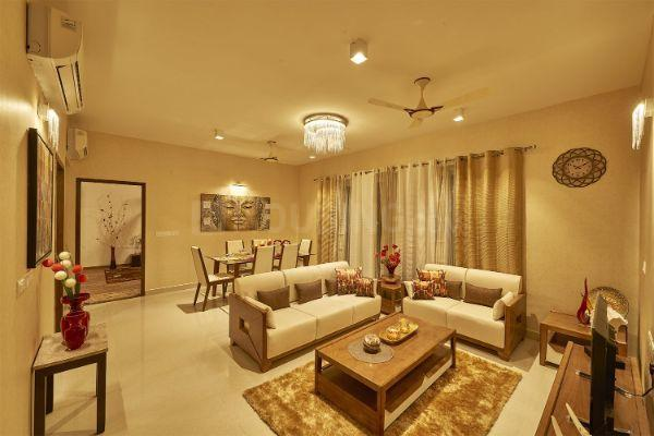 Living Room Image of 1800 Sq.ft 3 BHK Apartment for buy in Thiruvanmiyur for 18075000