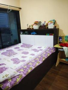 Bedroom Image of 2bhk Only For Girls Allow Rent-6.5k in Thane West