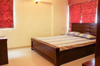 Bedroom Image of Tower 5 Ph03 Gera Greensville Skyvillas in Kharadi
