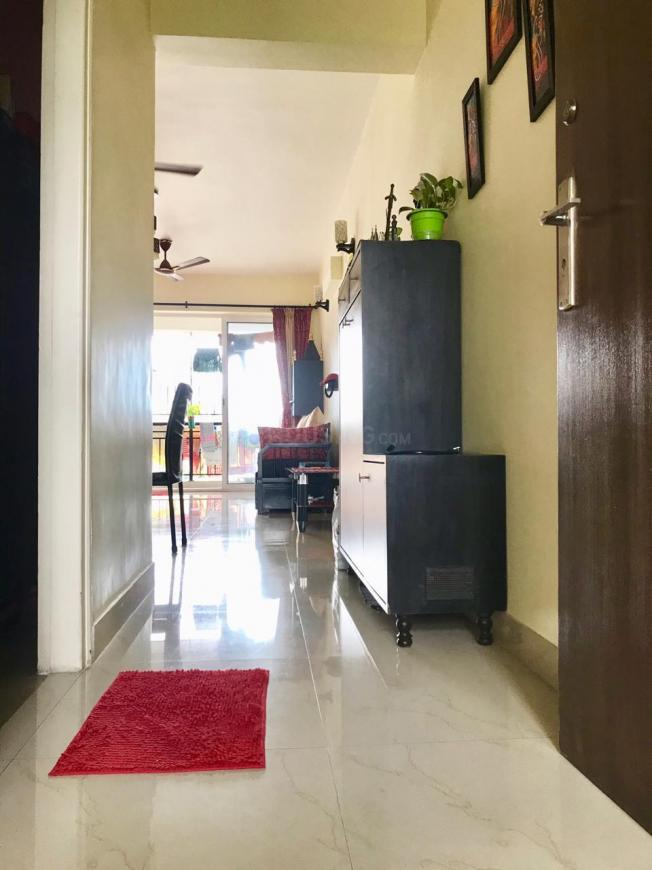 Living Room Image of 980 Sq.ft 2 BHK Apartment for rent in Marine Lines for 75000