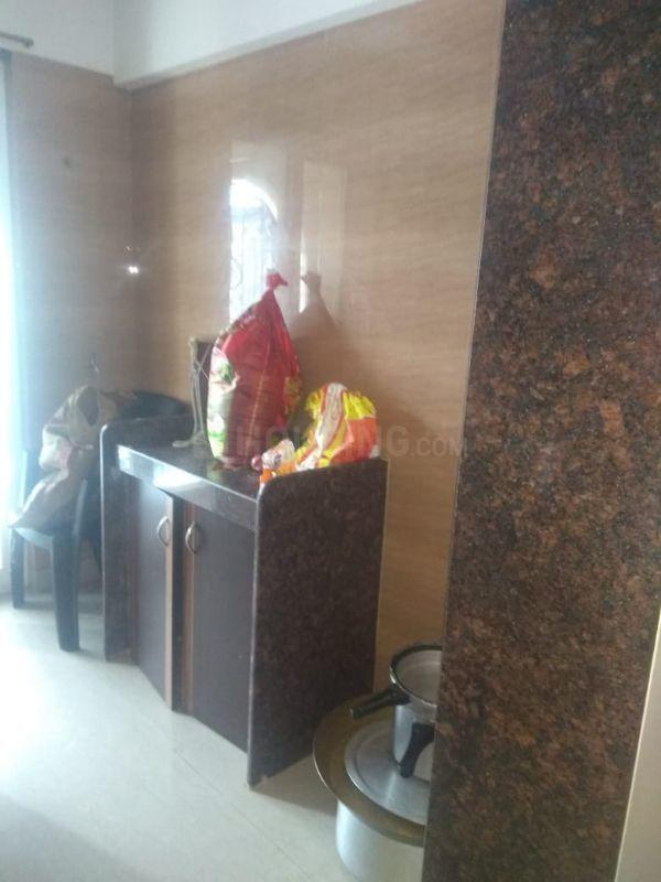 Kitchen Image of 650 Sq.ft 1 RK Apartment for rent in Badlapur West for 5500