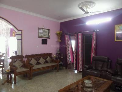 Gallery Cover Image of 1900 Sq.ft 3 BHK Independent Floor for rent in Sathnur Village for 20000