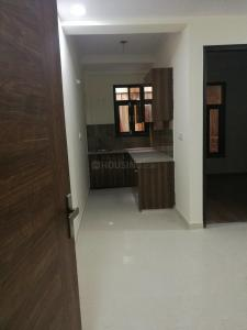 Gallery Cover Image of 555 Sq.ft 1 BHK Independent Floor for rent in Chhattarpur for 9500