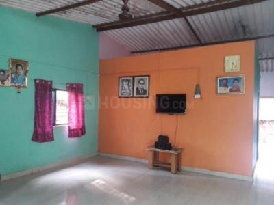 Gallery Cover Image of 650 Sq.ft 1 BHK Independent House for rent in Rasayani for 4500