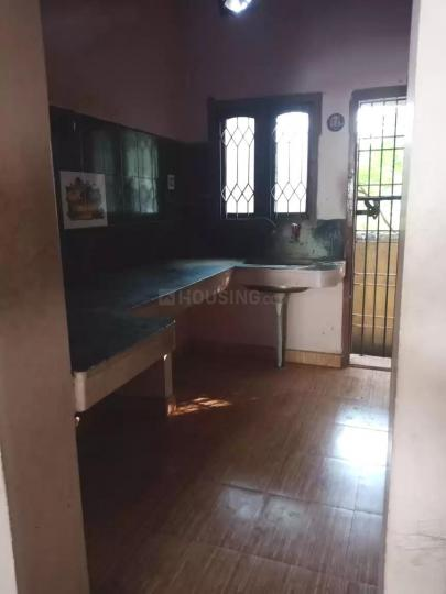 Kitchen Image of 650 Sq.ft 1 BHK Independent House for rent in Mudichur for 5000
