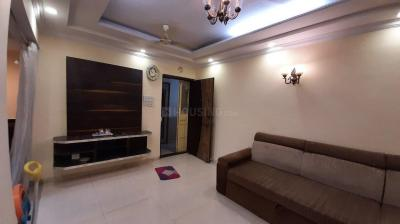 Gallery Cover Image of 689 Sq.ft 1 BHK Apartment for rent in Kamothe for 13500