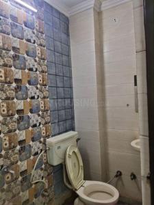 लक्ष्मी नगर में इंडियन पीजी में बाथरूम की तस्वीर