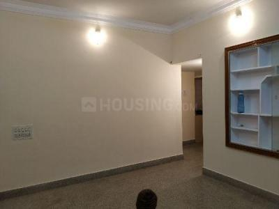 Gallery Cover Image of 1000 Sq.ft 2 BHK Independent Floor for rent in Rajajinagar for 14000