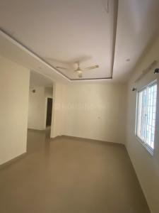 Gallery Cover Image of 1025 Sq.ft 2 BHK Apartment for buy in Sai Pragathi Aakruthi Township, Boduppal for 5000000