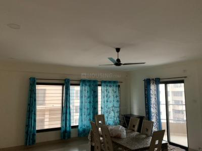 Gallery Cover Image of 1800 Sq.ft 3 BHK Apartment for rent in Kumar Sophronia, Wadgaon Sheri for 45000