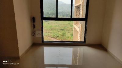 Gallery Cover Image of 575 Sq.ft 1 BHK Apartment for rent in Raunak Heights, Kasarvadavali, Thane West for 12000