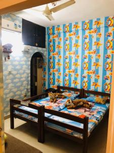 Gallery Cover Image of 1750 Sq.ft 3 BHK Apartment for rent in Begumpet for 28000