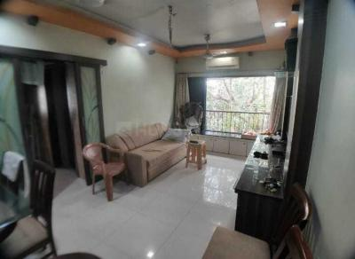 Gallery Cover Image of 650 Sq.ft 1 BHK Apartment for rent in Prabhadevi for 65000